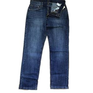 NEW Lucky Brand Men's 221 Original Straight Jean